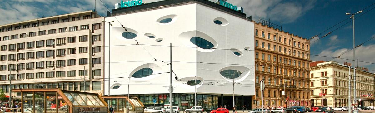 Obchodní centrum Letmo